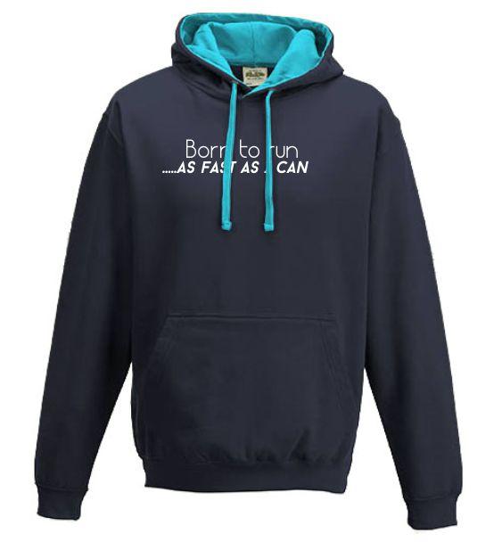 running hoodies born to run
