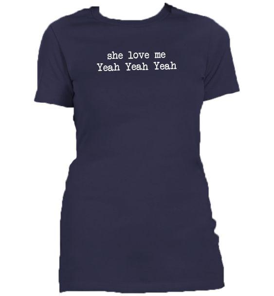 lyric t shirts