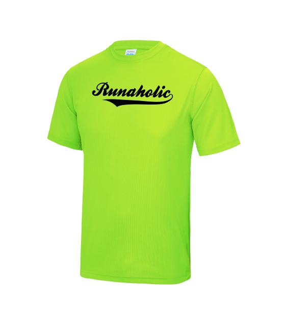 runaholic tshirt