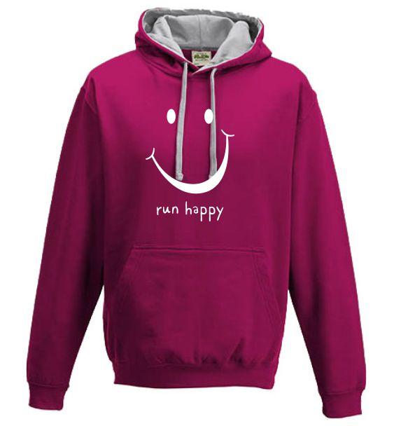 running hoodies run happy