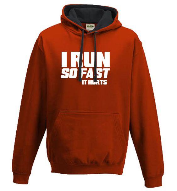 running hoodies i run so fast