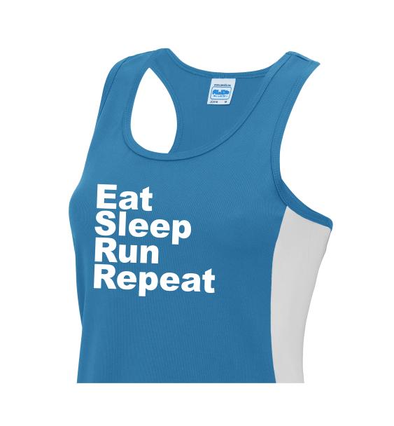 Eat sleep run repeat