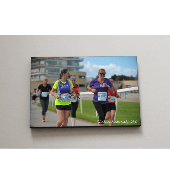 Bespoke photo wall plaques
