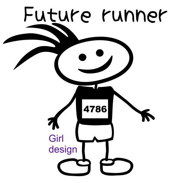 baby future runner girl