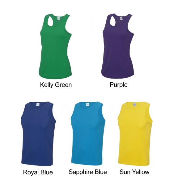 Vest colours