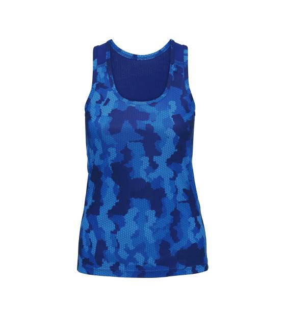 Ladies Hexoflage Running Vest