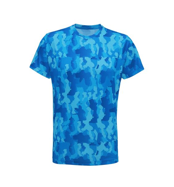 Men's Hexoflage Running T-shirt