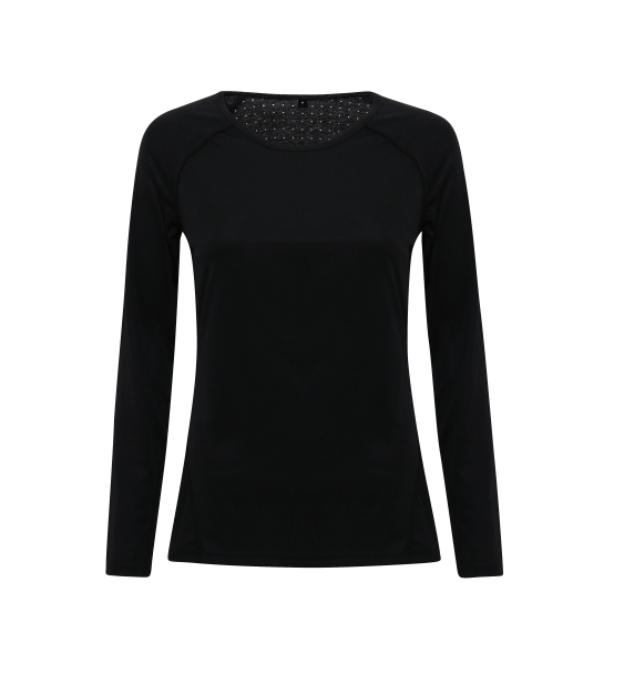 Ladies Laser Running Long Sleeve