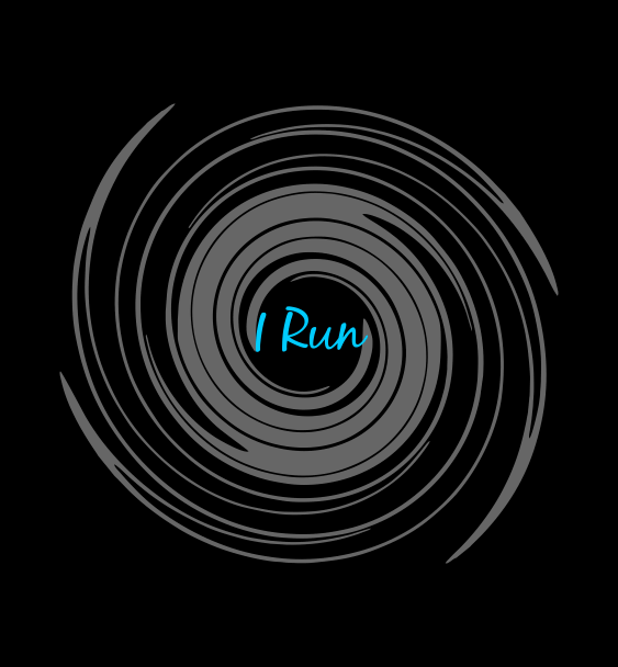 Running swirl design