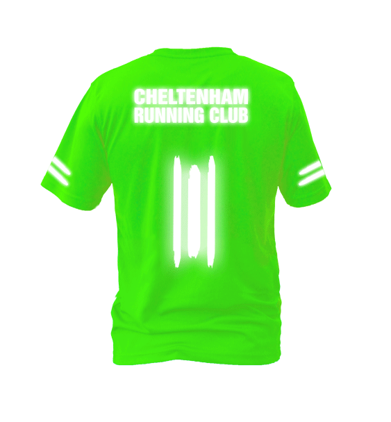 cheltenham running club reflective