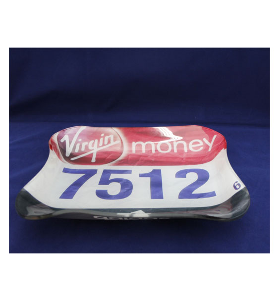 Multi Purpose Race Number Tray