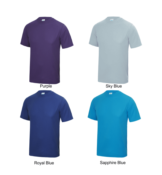 tshirt colours