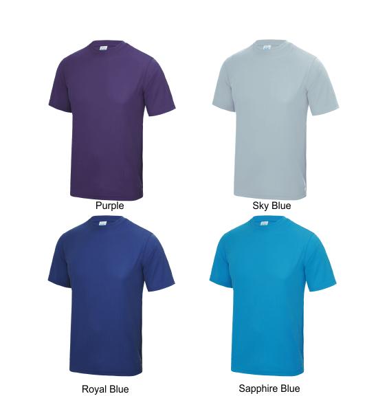 tshirt colours