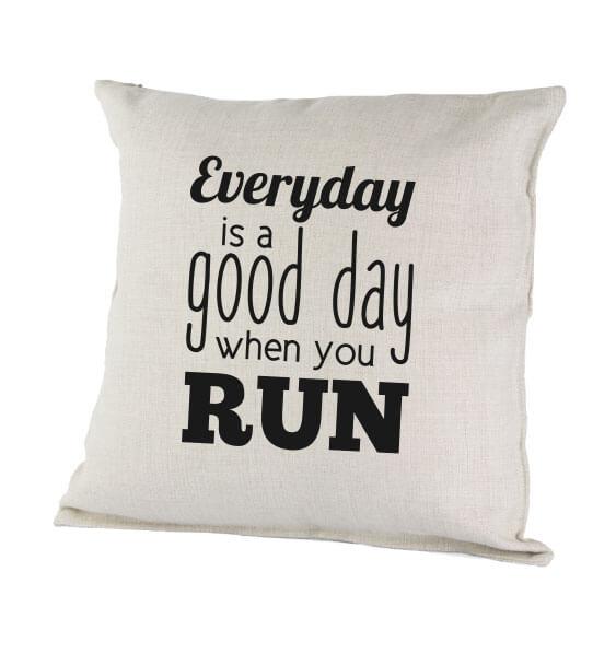 Running cushions