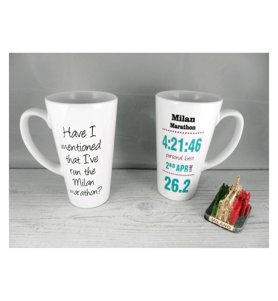 Running mugs race results