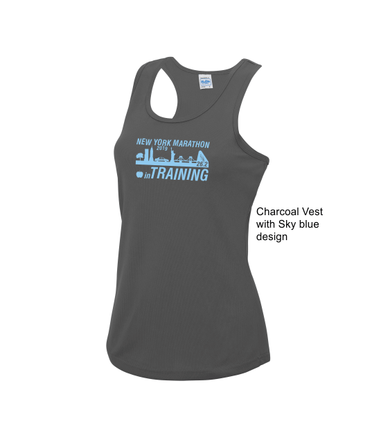 New York In Training Ladies T-shirts