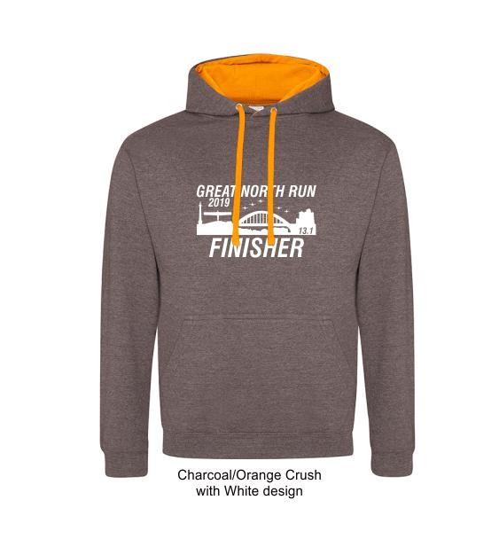 Great North Run Finisher Hoodie