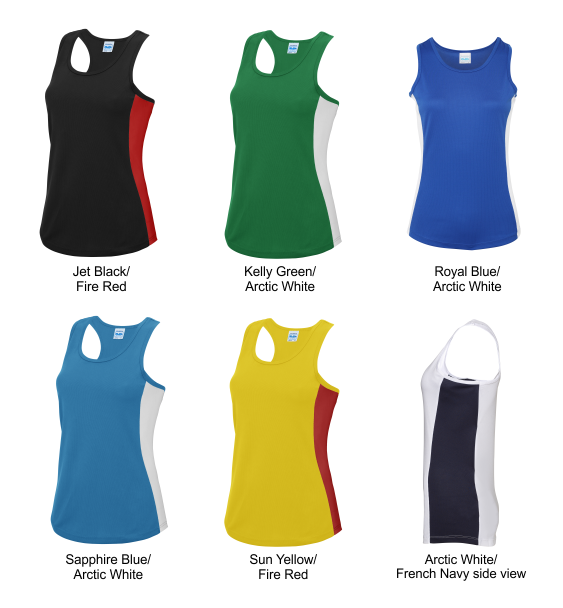 running vests
