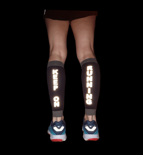 Custom Compression Running Calf Sleeves
