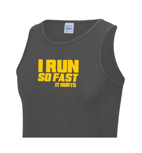 i run so fast
