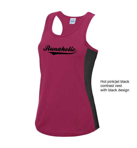 runaholic vest