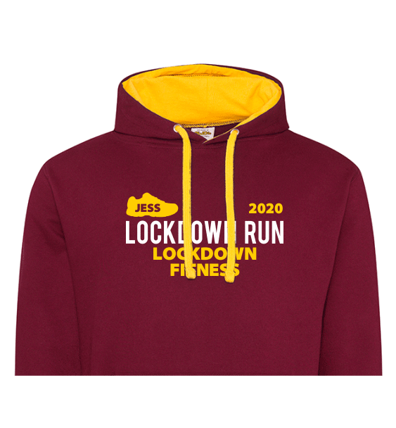 lockdown run