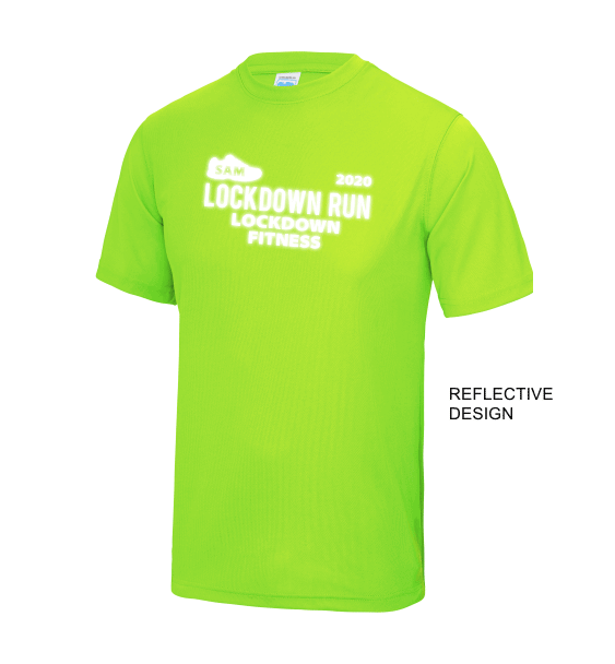 Lockdown Fitness REFLECTIVE