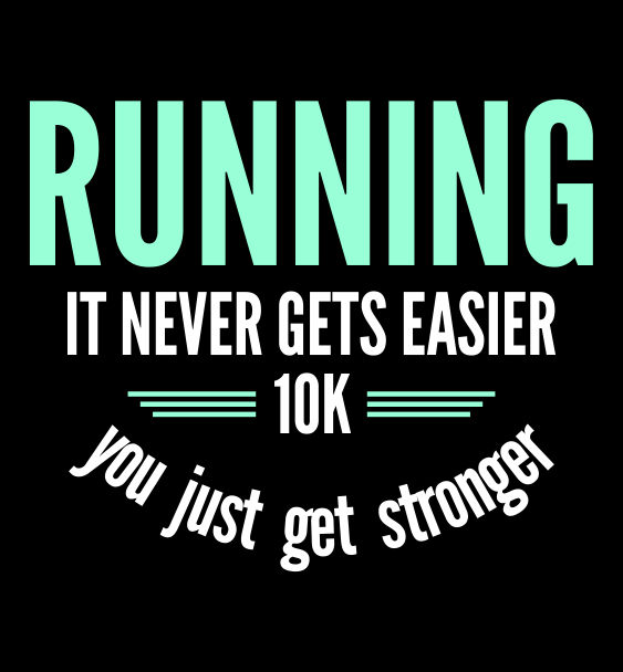 Running Never Gets Easier